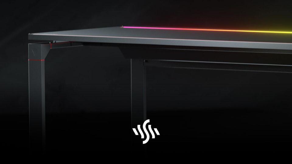 Magnetic Desk for Messy Gamers from Secretlab
