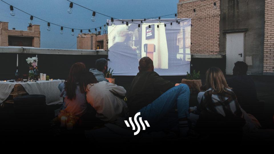 Outdoor Projectors | Garden Home Cinema Must-Haves