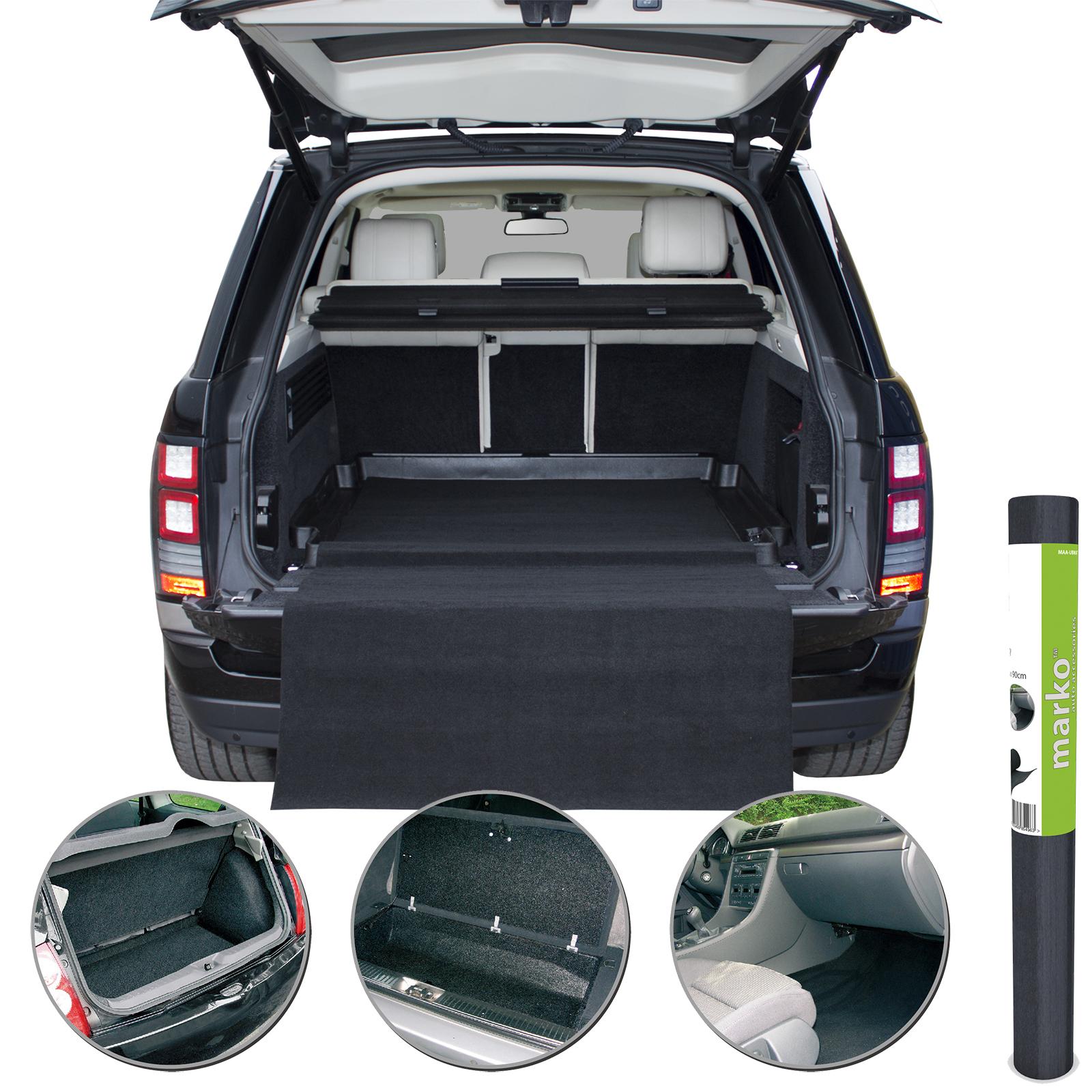 Universal Heavy Duty Car Boot Liner Mat Pet Dog Floor Waterproof Protector