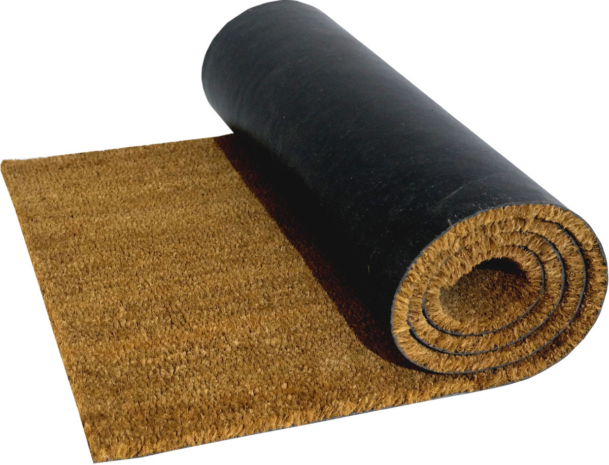 Natural Coir Mat Runner Coco Floor Doormat Heavy Duty