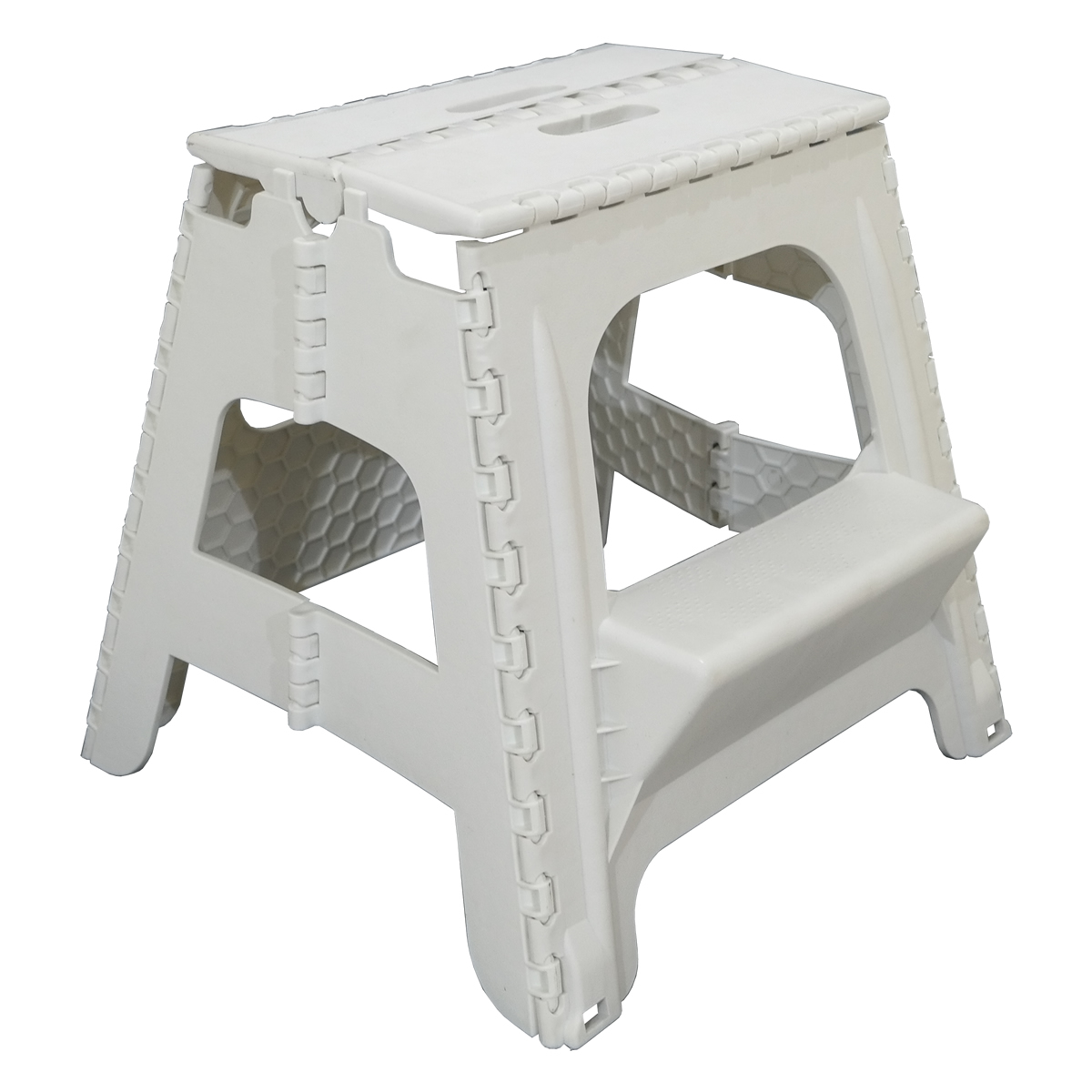 Prime Details About Plastic 2 Step Folding Step Stool Tall Home Kitchen Garage Home Easy Storage Cjindustries Chair Design For Home Cjindustriesco