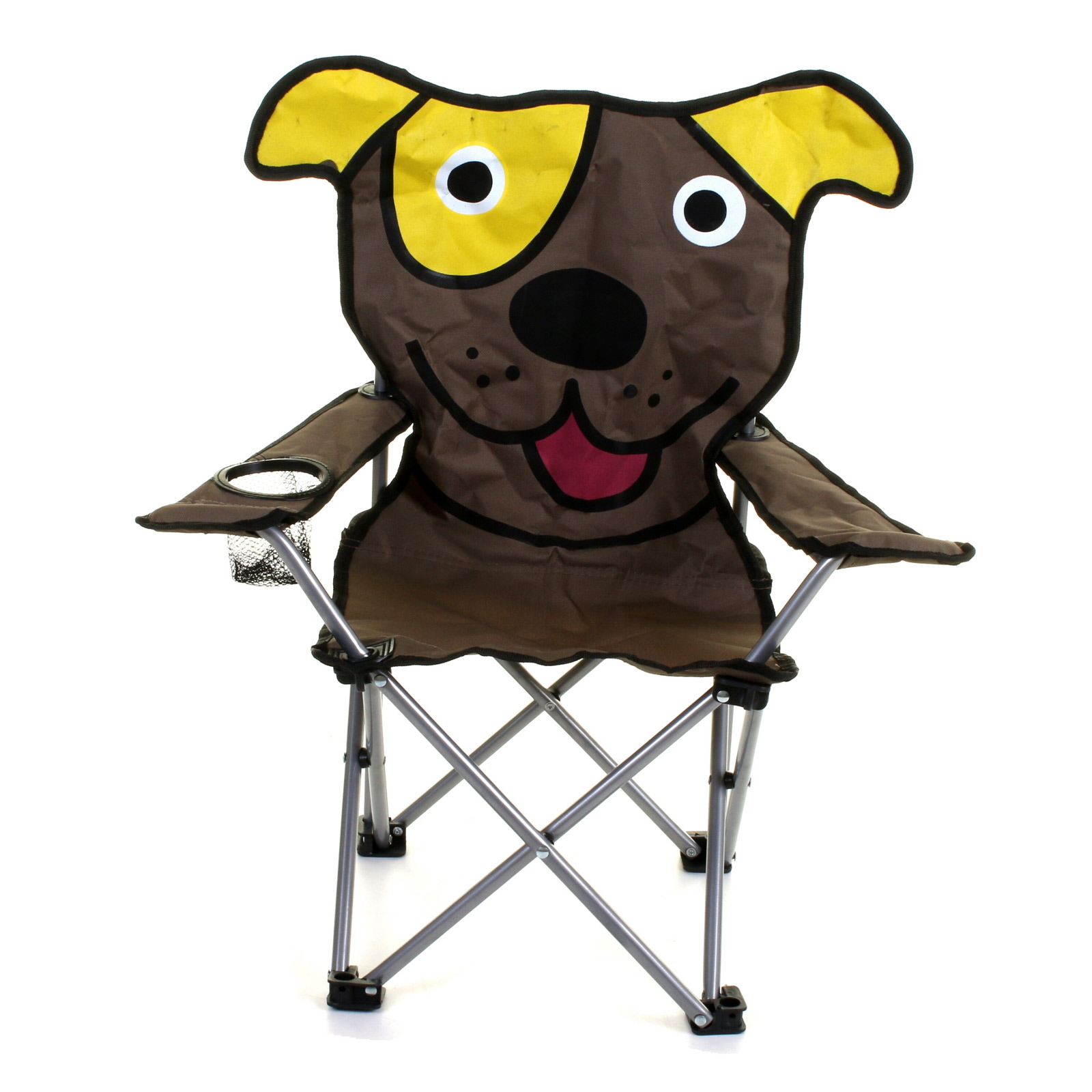 Camping Chair Kids Chidren Cartoon Animal Portable Lightweight Garden Beach Seat