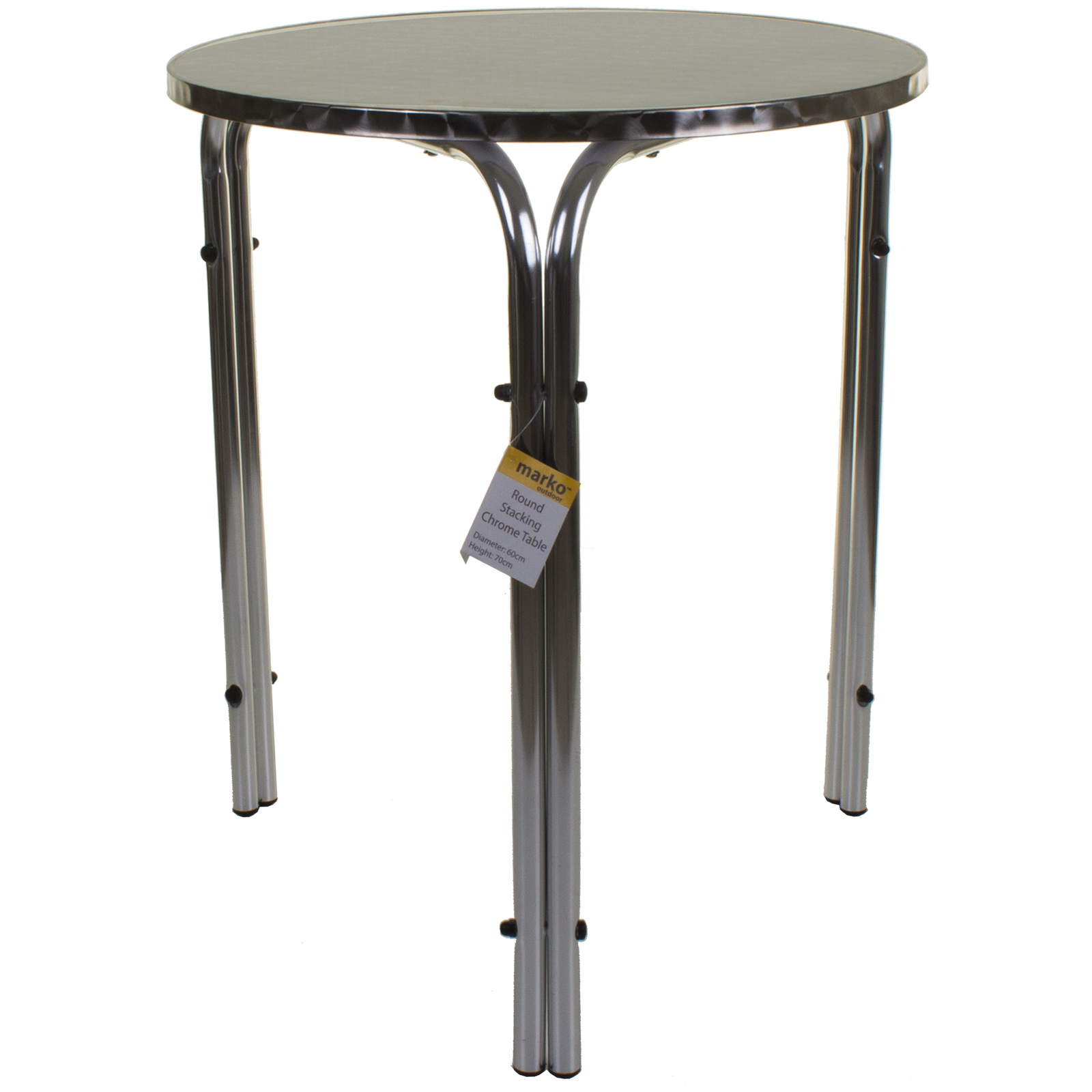 Havana 70Cm Round Stacking Table