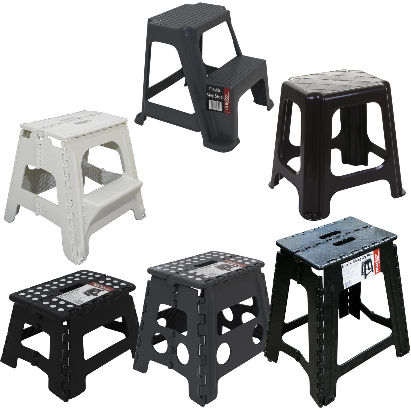 Tremendous Details About Plastic Folding Step Up Stool Heavy Duty 2 Step Stool Multi Purpose Caravan Home Lamtechconsult Wood Chair Design Ideas Lamtechconsultcom