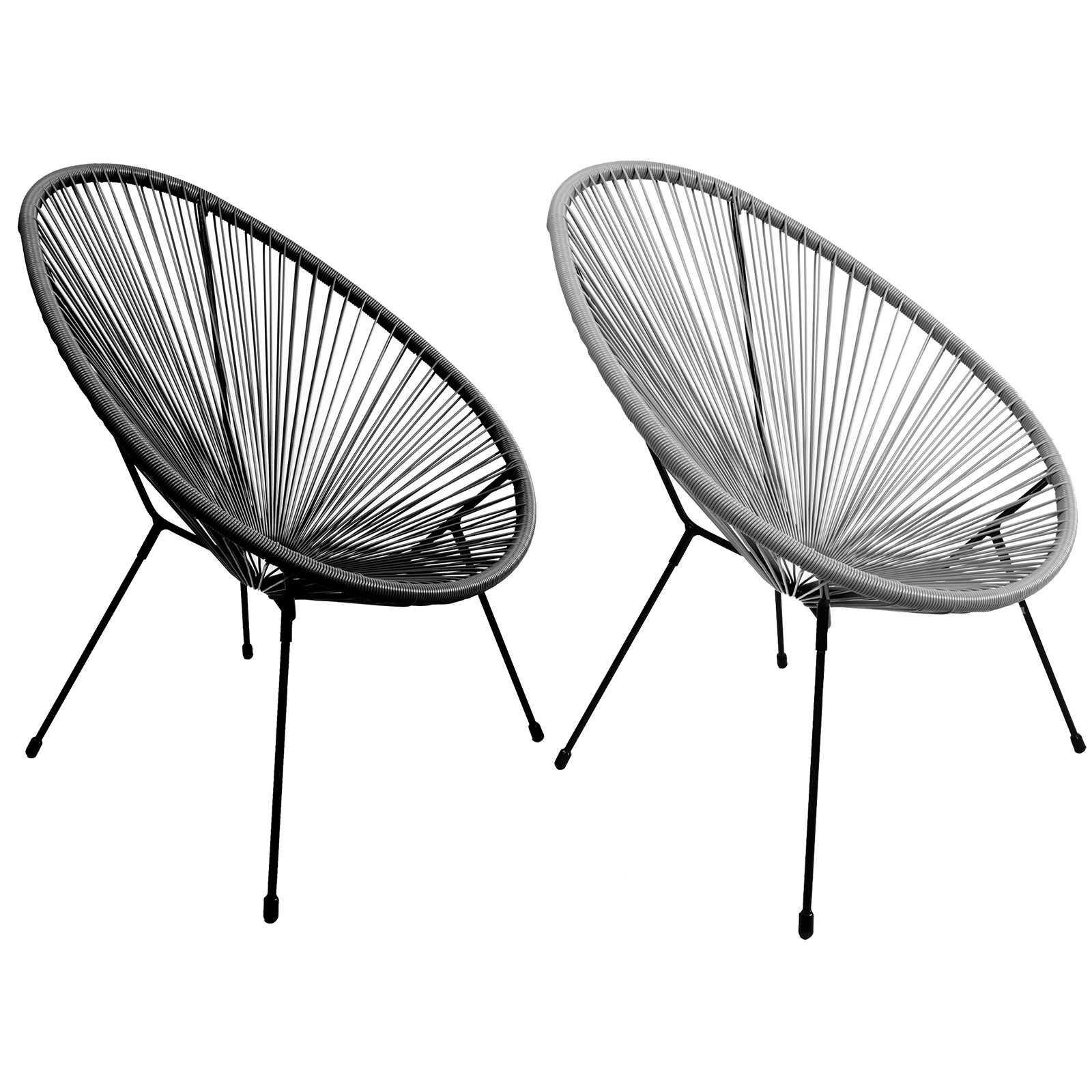 Charmant Details About RATTAN STRING CHAIRS MOON EGG MODERN STYLISH FUNKY FURNITURE  INDOOR OUTDOOR NEW