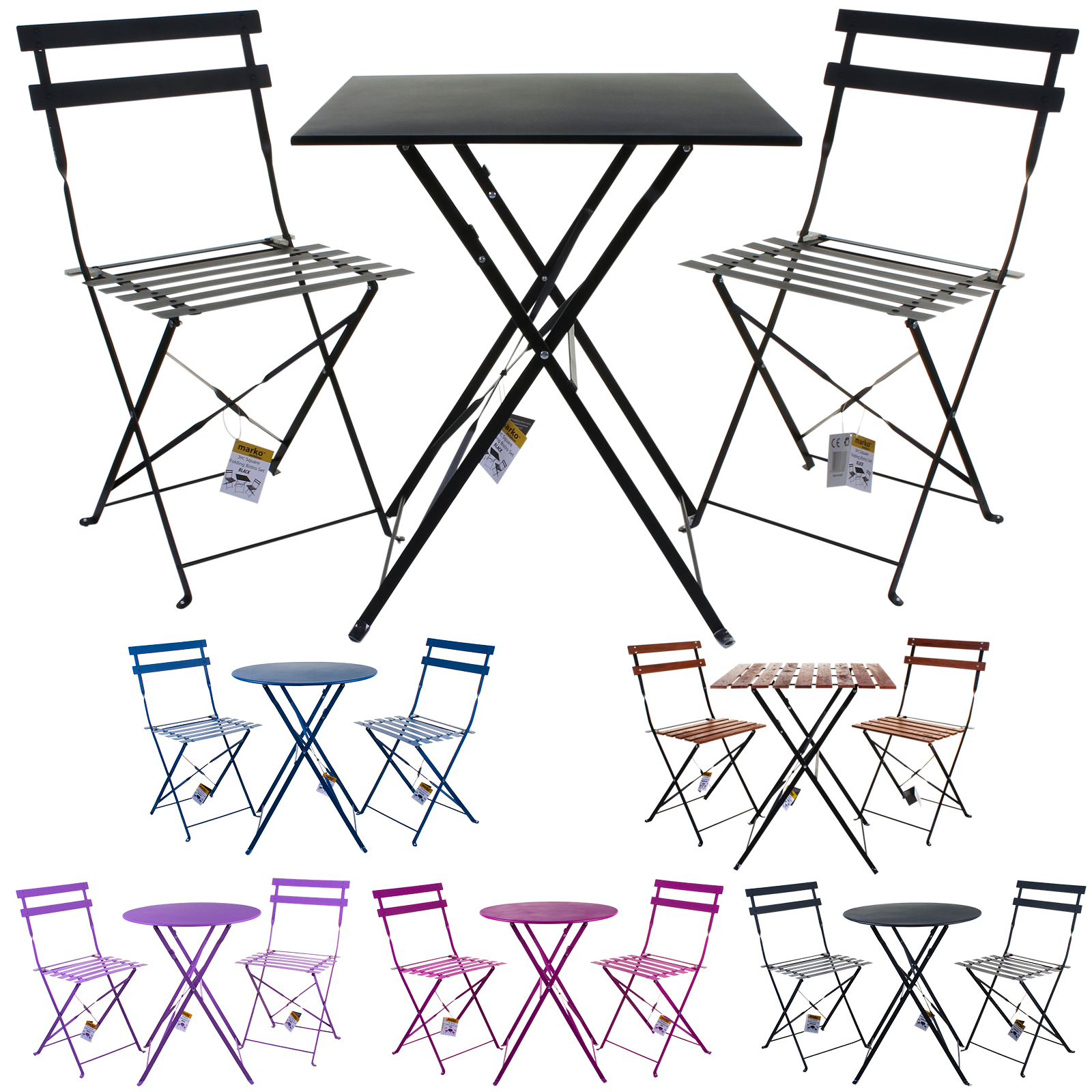 Awesome Outdoor 3 Patio Folding Furniture Bistro Table Garden Andrewgaddart Wooden Chair Designs For Living Room Andrewgaddartcom