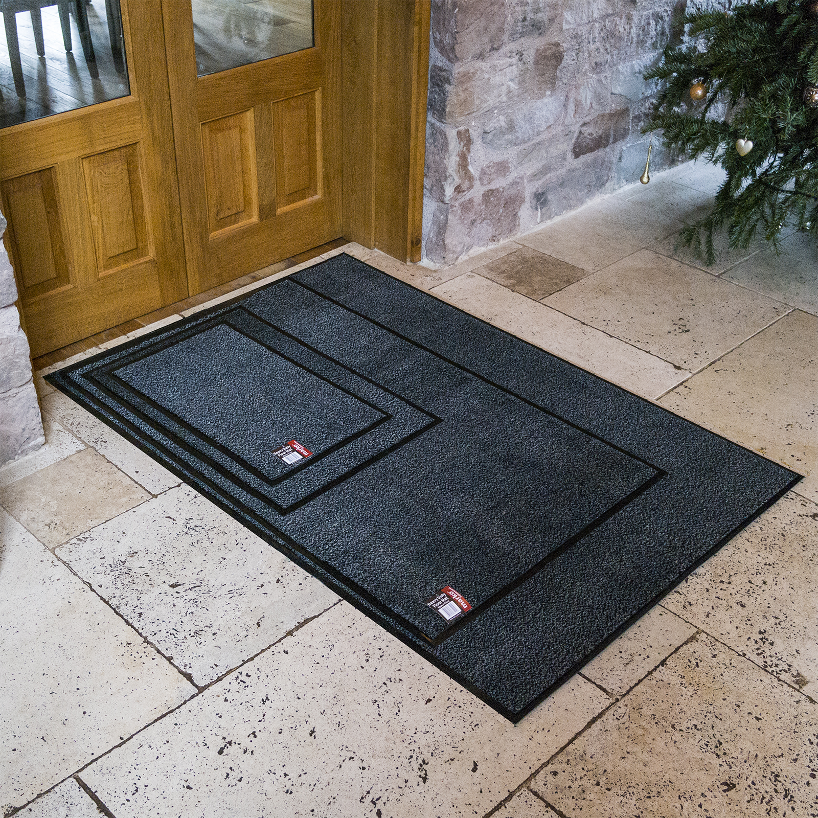 Details About Heavy Duty Door Mat Non Slip Rubber Floor Large Small Rugs Kitchen Carpet