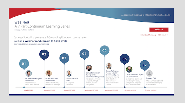 7 Part Continuum Learning Series