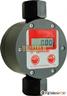 Adblue átfolyás-mérő, MGE-40 BLUE digitális mérőóra szivattyúhoz (AdBlue, Víz)