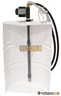 IRON-50V. gázolajszivattyú, 24V. 40-45 l/perc