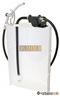 IRON-50H. gázolaj szivattyú, szett 0,3kW 12VDC 40-45 l/perc + PA-60 automata kimérőpisztoly