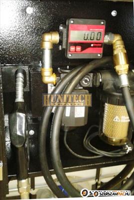 Kit Equipe 230V. gázolajszivattyú, digitális átfolyás-mérővel,