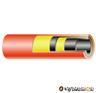 BUHAR SW PIROS 17 bar / DN25 gumibázisú forróvíz és gőztömlő -40 ℃-tól +165 ℃-ig