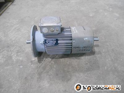 Stöber duplatengelyes villanymotor (azonosító: 2298) teljesítmény: 1,5 kw fordulat: 1400