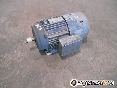 SEW villanymotor (azonosítóó: 2299) teljesítmény: 1,1 kw fordulat: 1400