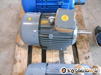 EFD villanymotor (azonosító: 2313) teljesítmény: 15 kw fordulat: 2930