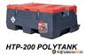 HTP-200 POLYTANK-ECO , 12V, szállítható gázolajtartály