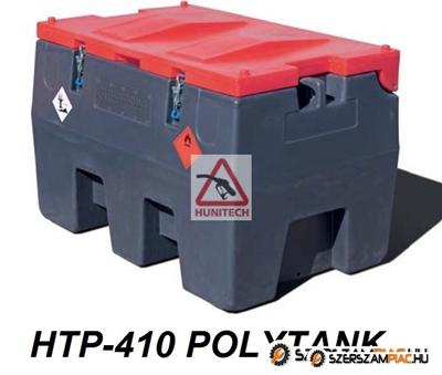 HTP-410 POLYTANK-PROFI , 12V, szállítható gázolajtartály