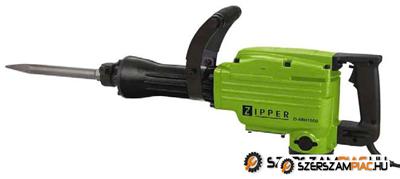 Zipper ZI-ABH1500D bontókalapács, vésőkalapács 1500W sds plus
