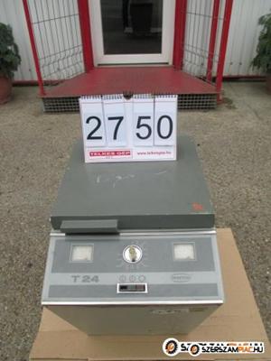 2750 - Centrifuga biológiai JANETZKI  T-24