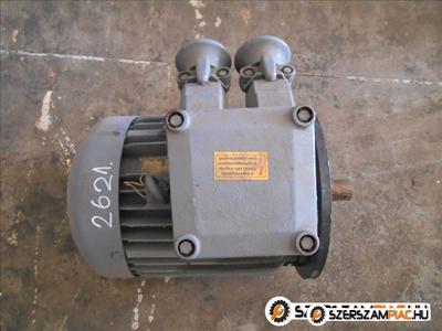 5,5 kw, 2890 ford. A.O. Smith Rb-s, villanymotor (azonosító: 2619-2623)