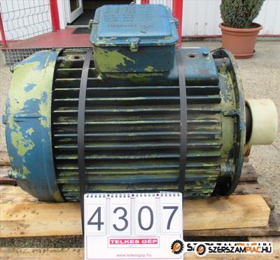4307 - Villanymotor 75 kW  ford:1480/perc