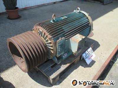 4308 - Villanymotor 75 kW ford 980/perc
