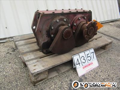 4357 - Vibrátor hajtómű rosta rázóhajtómű