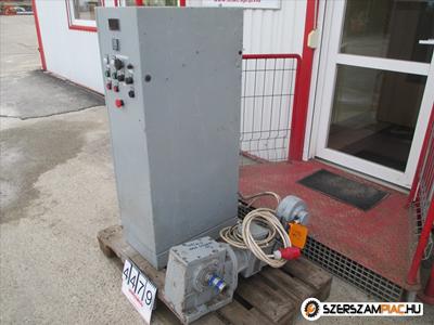 4479 - Egyenáramú villanymotor hajtóművel 0,075kW