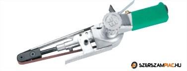 Pneumatikus szalagcsiszoló 20x520mm, sebes.: 16000RPM