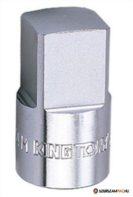 Négyszög dugó 1/2 8mm