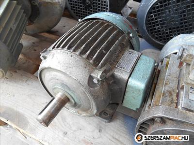 AEG villanymotor (azonosító: 3262) teljesítmény: 1,1kW fordulat: 1410 fordulat/perc