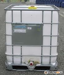 Műanyag IBC víztartály 1000l eladó