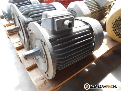 új Evig villanymotor (azonosító: 3730) méret: 100L teljesítmény: 3 kw fordulat: 1440