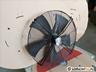 ipari axiál ventilátor 910mm átm. 17500m3/h ebmpapst új több db/ct652