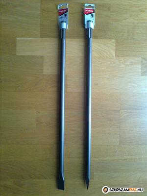 Hegyesvéső és laposvéső Makita SDS Max-os 600 mm-es