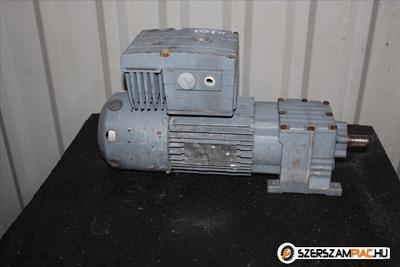 SEW hajtómű (azonosító:4203) beépített frekvenciaváltóval