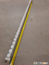 U sínes görgősor, görgős léc 1100 mm hossz görgőspálya több db /ct1013