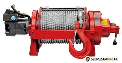 Hidraulikus csörlő Macon Winch Red Top 24.0
