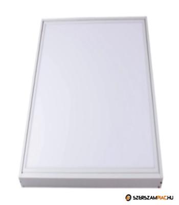 Falon kívüli led panel beépítő keret 600mmx300mm