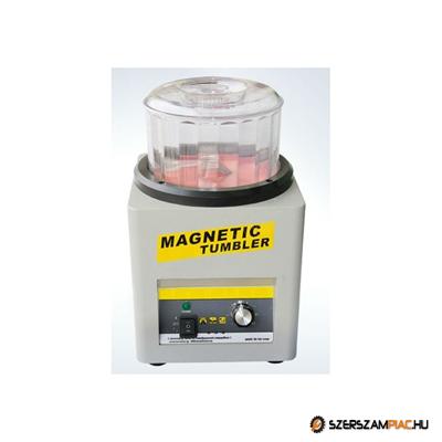 Mágneses polírozó gép - MPR-01