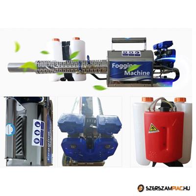 Ködképző, ködgenerátor, melegködképző - 120l/h - KKG-02