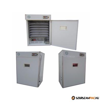 Keltetőgép, inkubátor, tojáskeltető - 1232 tojás kapacitással - HT-1232