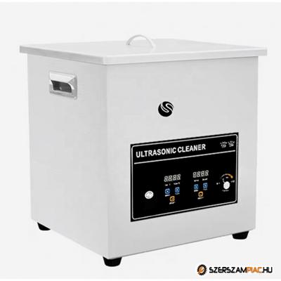 Állítható frekvencia 40/80kHz - 30l - Ultrahangos tisztító, mosó - UTAF-05