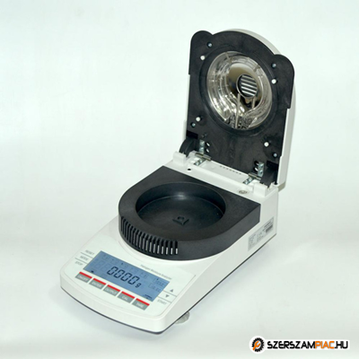 Gabona, termény nedvességmérő, fém burkolattal - DS1105