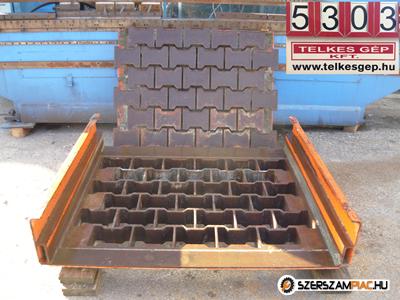5303 - Térkőgyártó sablon komplett
