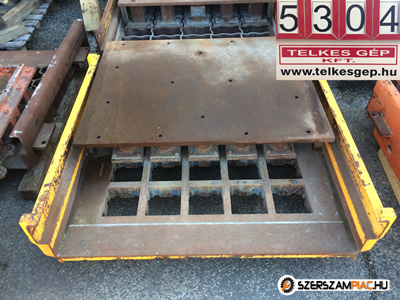 5304 - Térkőgyártó sablon komplett