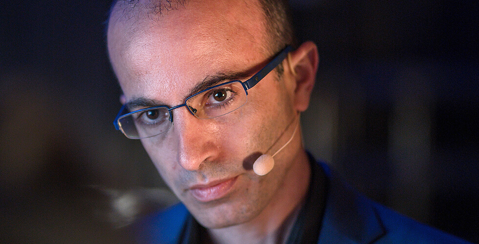 t3n Ausgabe 54 Yuval Noah Harari