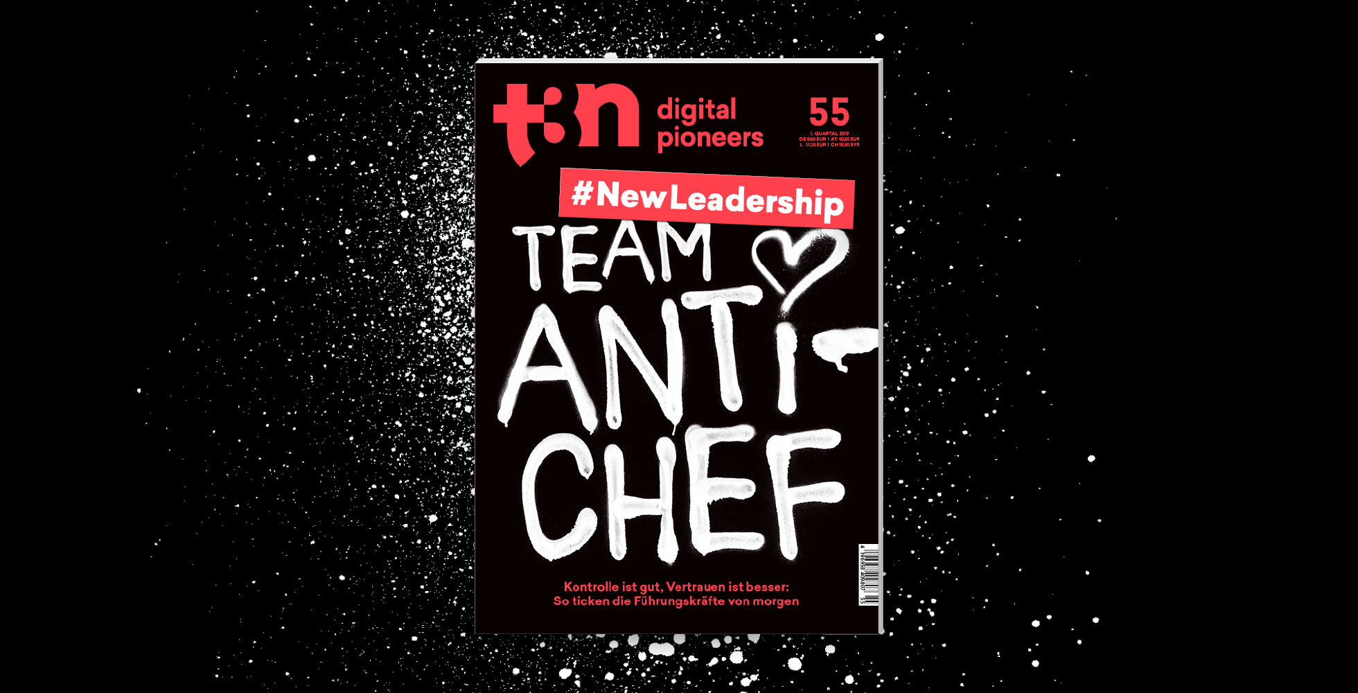 t3n Ausgabe 55 Cover