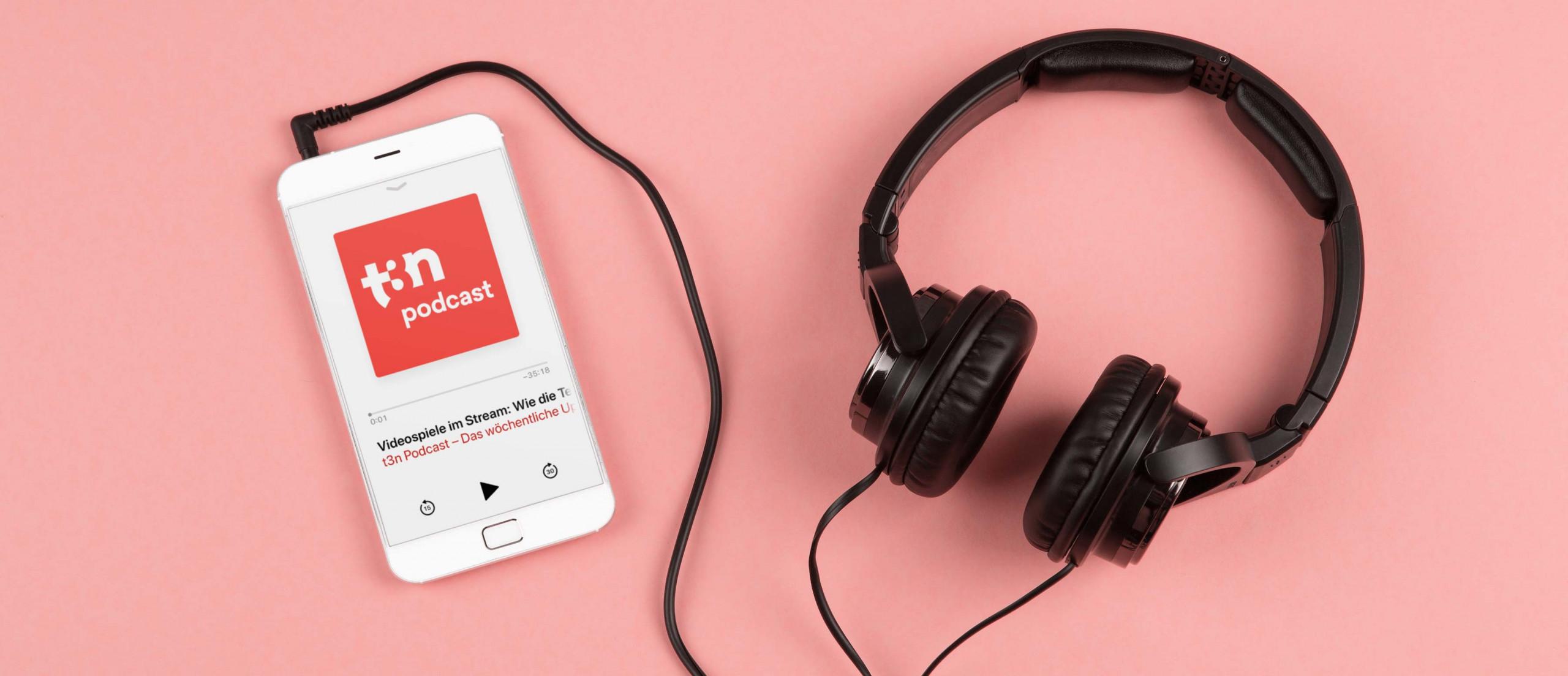 Sponsoring t3n Podcast